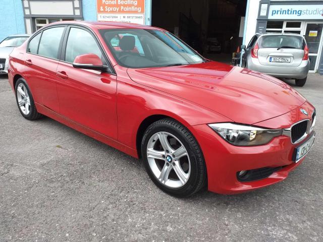 2013 BMW 3 Series 316D SE Z3AP 4DR