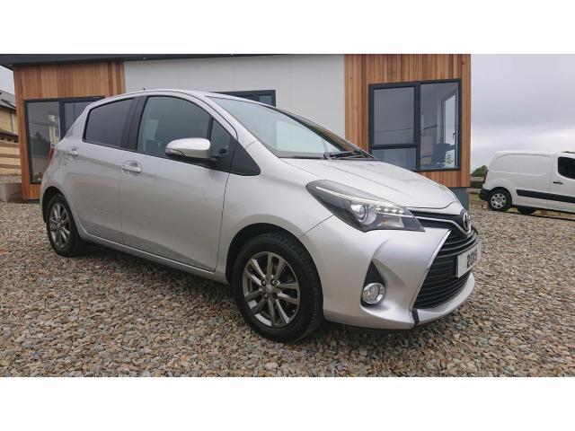 2015 Toyota Yaris 1.33 VVT-i Icon **€41 Per Week**