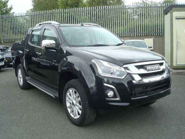 2020 Isuzu D-MAX DELUXE WITH SPORTS COVER