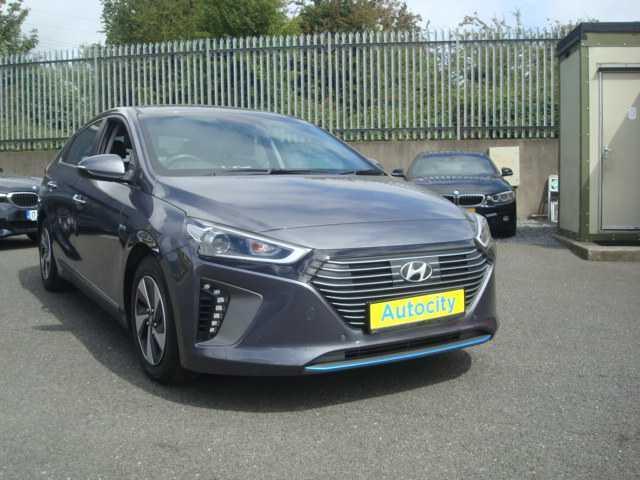 2017 Hyundai Ioniq Hybrid Premium SE 1.6 GDi