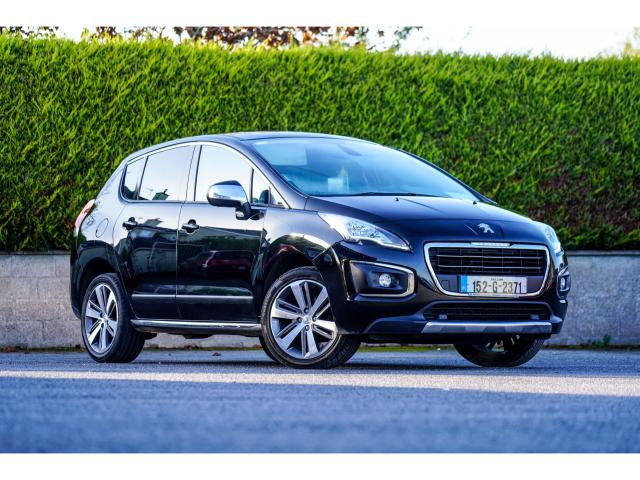 2015 Peugeot 3008 Allure HDi 115 FAP 6-Speed