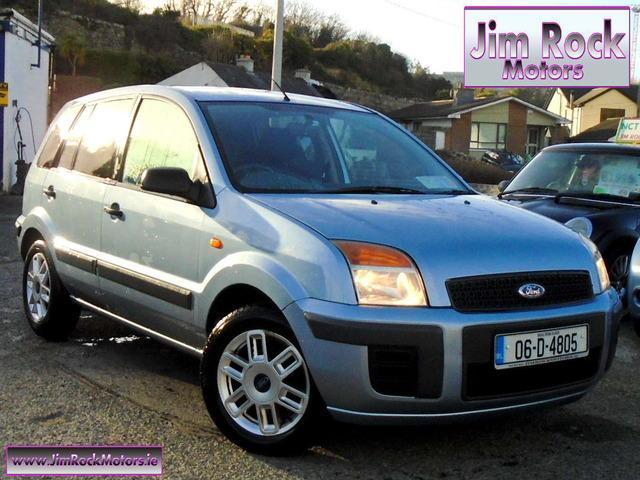 2006 Ford Fusion 1.4 Petrol