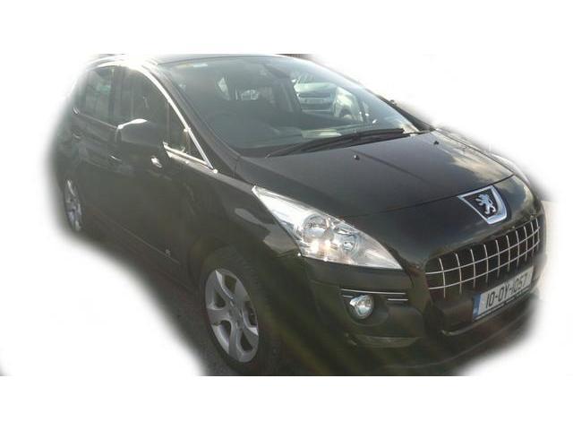 2010 Peugeot 3008 1.6 HDI SX ECO 110BHP