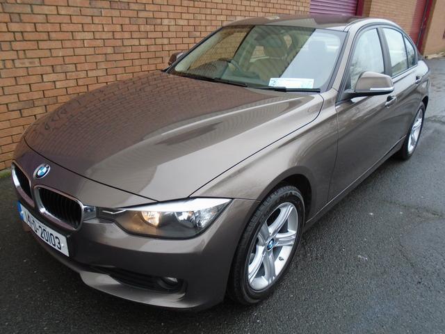 2014 BMW 3 Series 2.0 Diesel