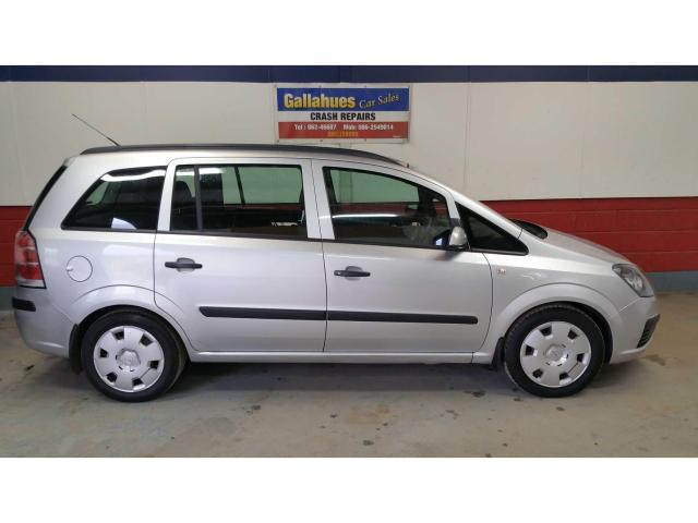 2007 Opel Zafira - Image 4