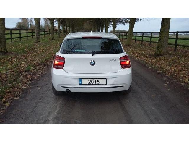 2015 BMW 1 Series - Image 8