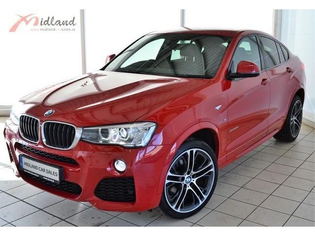 2016 BMW X4 2.0 Diesel