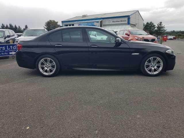 2012 BMW 5 Series - Image 2