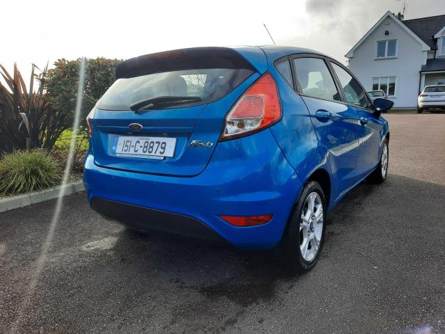 2015 Ford Fiesta - Image 5