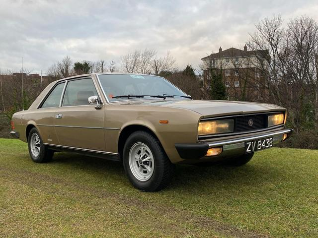 1975 Fiat 130 Coupe