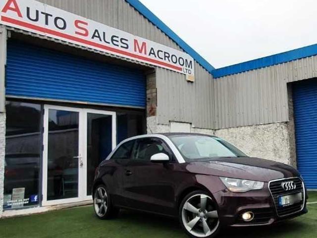 2011 Audi A1 1.6 Diesel