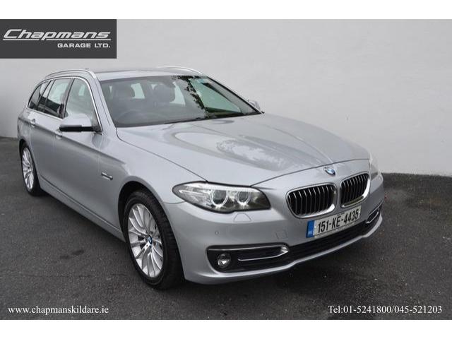 2015 BMW 5 Series 520 D F11 SE Luxury Auto