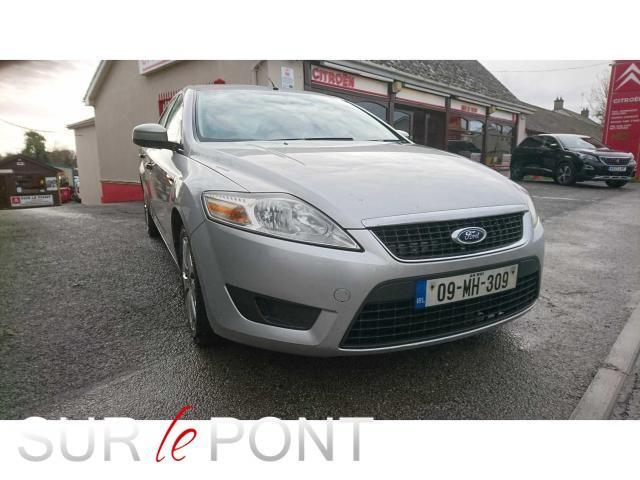 2009 Ford Mondeo 1.8TDCi 100PS LX