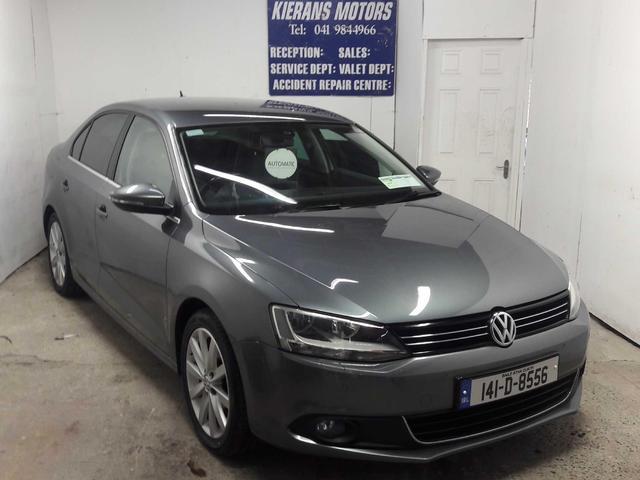 2014 Volkswagen Jetta - Image 1