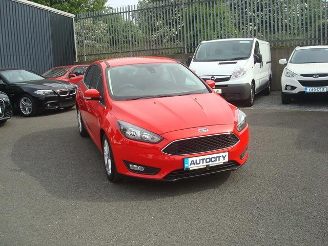 2015 Ford Focus ZETEC 120PS 1.5 TDCI