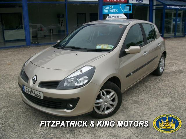 2007 Renault Clio - Image 2