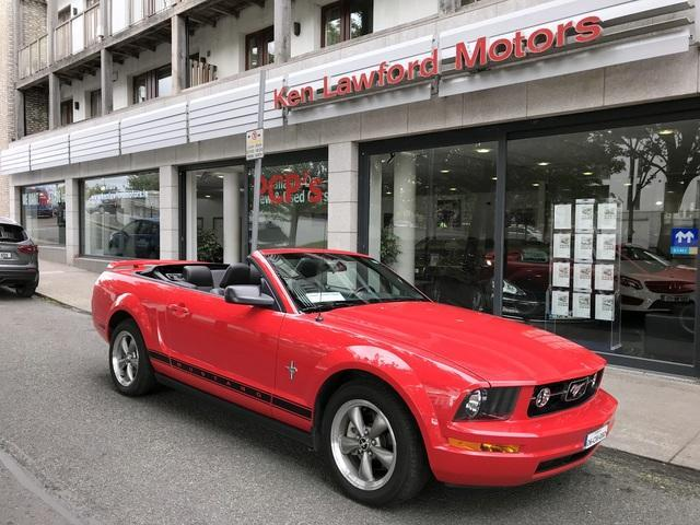 2006 Ford Mustang 4.0 V6 Cabrio Auto