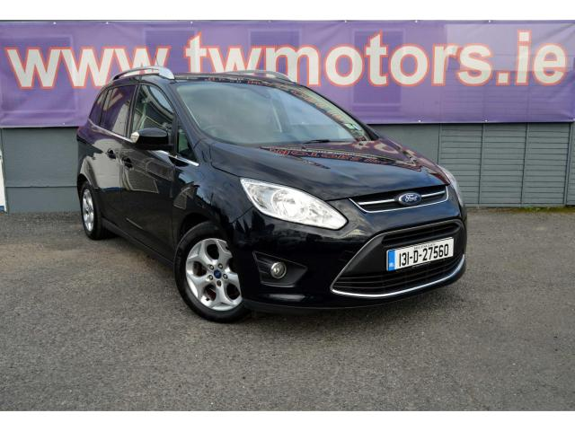 2013 Ford Grand C-Max 2.0 Diesel
