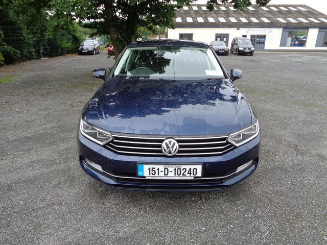 2015 Volkswagen Passat - Image 2