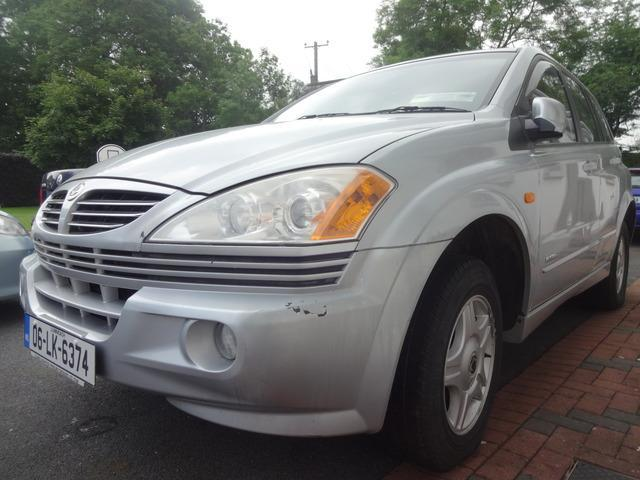 2006 Ssangyong Kyron 2.0 Diesel