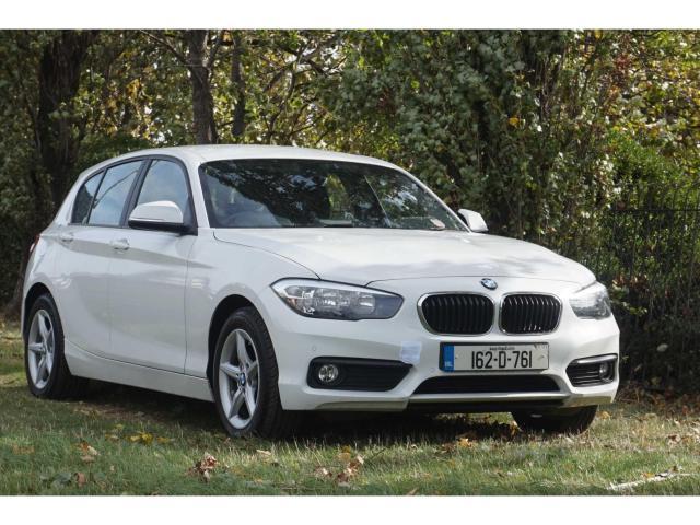 2016 BMW 1 Series 1.5 Diesel