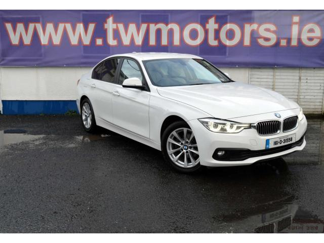 2016 BMW 3 Series 318D SE Zlbg 4DR