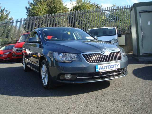 2014 Skoda Superb 2.0 TDI Ambient 140 NCT 6/20 TAX 12/19 1 OWNER