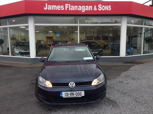 2013 Volkswagen Golf 2.0 TDI SE 150PS