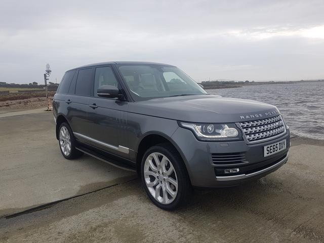 2016 Land Rover Range Rover 3.0 Diesel