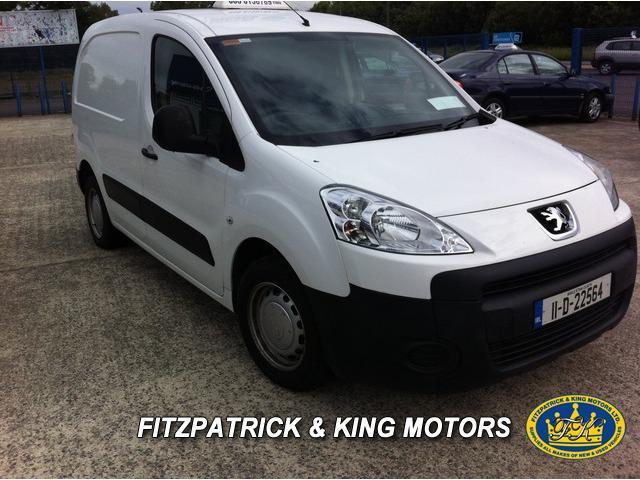 2011 Peugeot Partner - Image 3