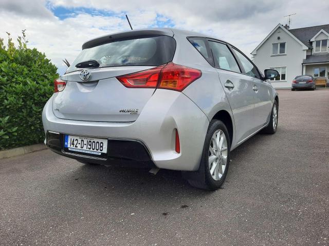 2014 Toyota Auris - Image 4