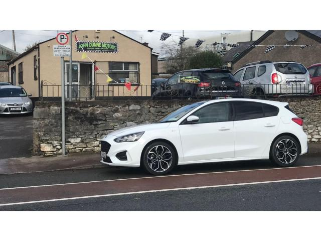 2020 Ford Focus sold