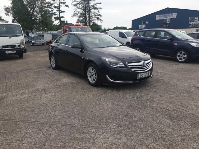 2014 Vauxhall Insignia 2.0 Diesel