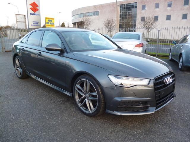 2017 Audi A6 2.0 Diesel