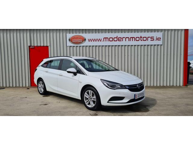 2017 Vauxhall Astra 1.6 Diesel