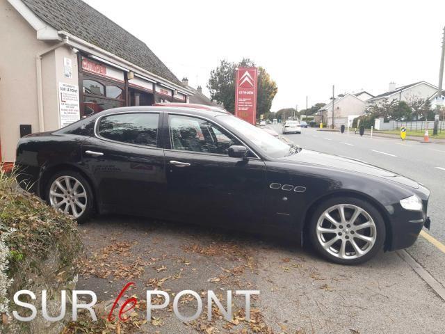 2007 Maserati Quattroporte - Image 1