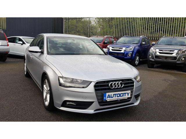 2015 Audi A4 2.0 TDI ULTRA SE TECHNIK 163PS