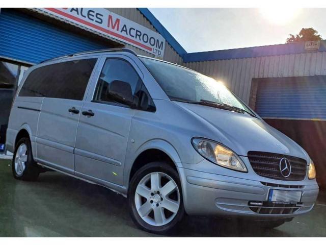 2007 Mercedes-Benz Vito 2.1 Diesel