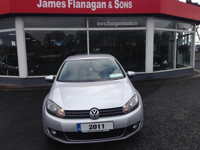 2011 Volkswagen Golf 2.0 TDI GT 140PS