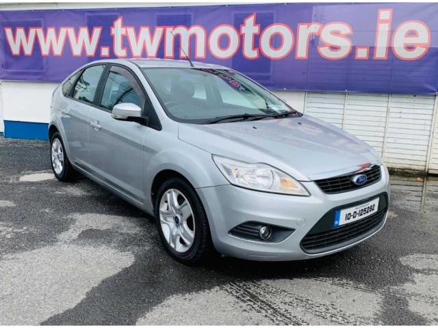 2010 Ford Focus 1.6 TDCI Style 90BHP 5DR