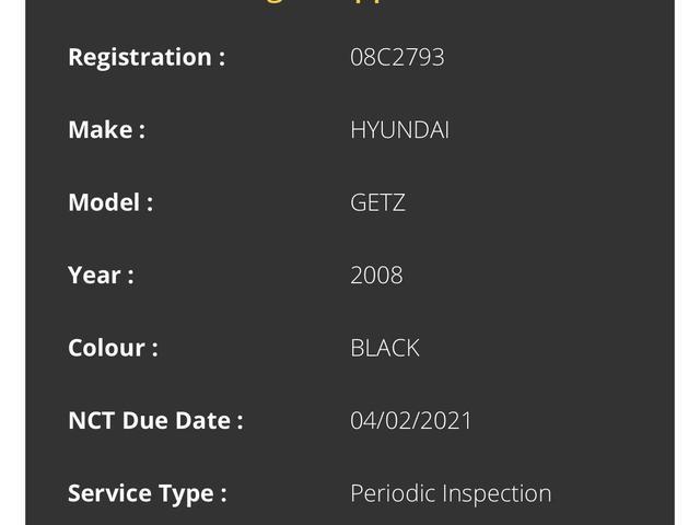 2008 Hyundai Getz - Image 12