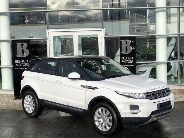 2015 Land Rover Range Rover Evoque - Image 1