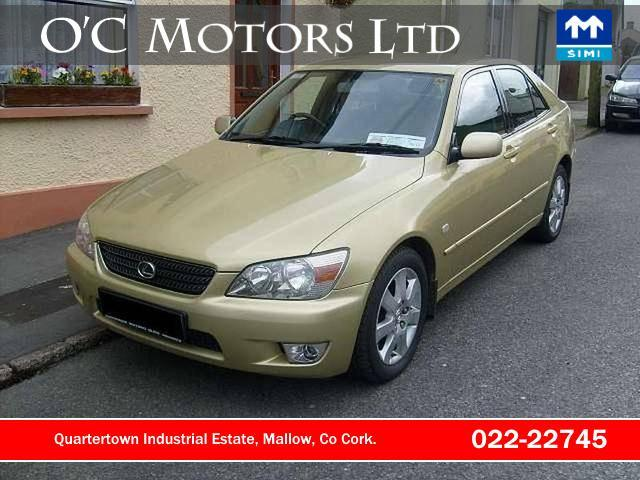 2003 Lexus IS 200 2.0