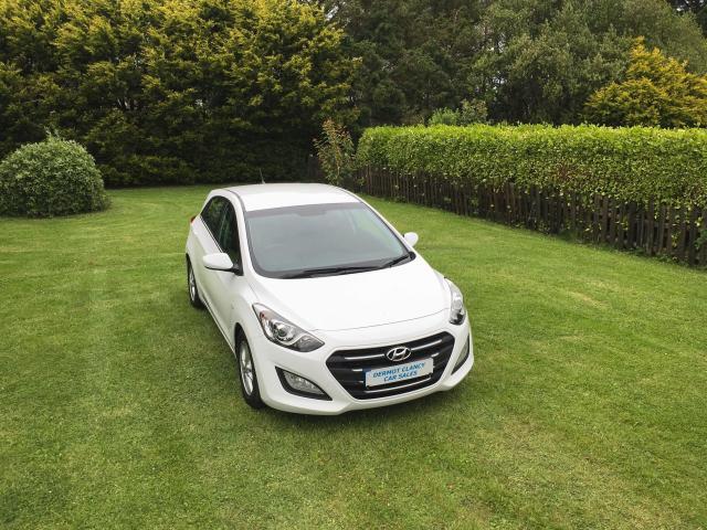 2015 Hyundai i30 1.6 Diesel