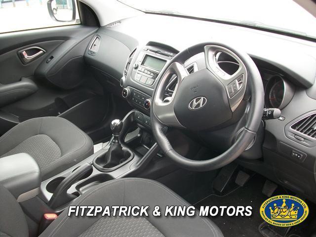 2011 Hyundai ix35 - Image 8