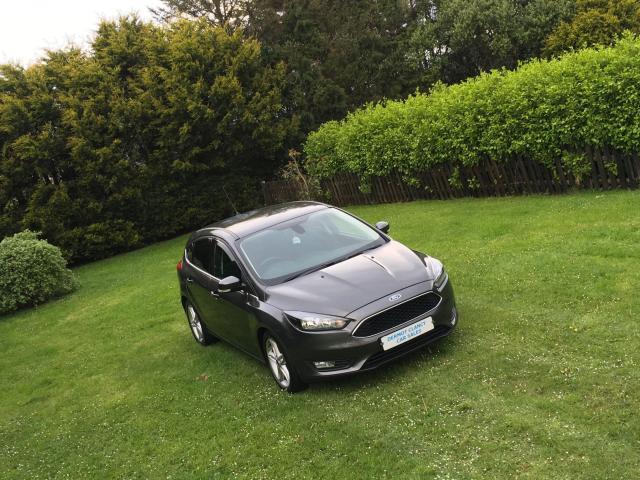 2015 Ford Focus 1.5 Diesel