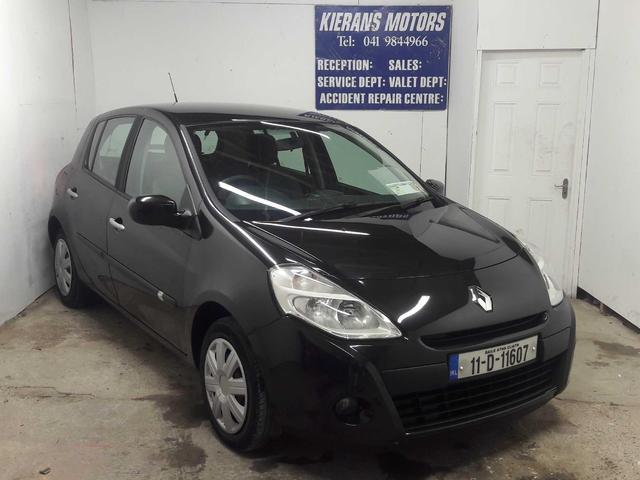 2011 Renault Clio 1.1 Petrol