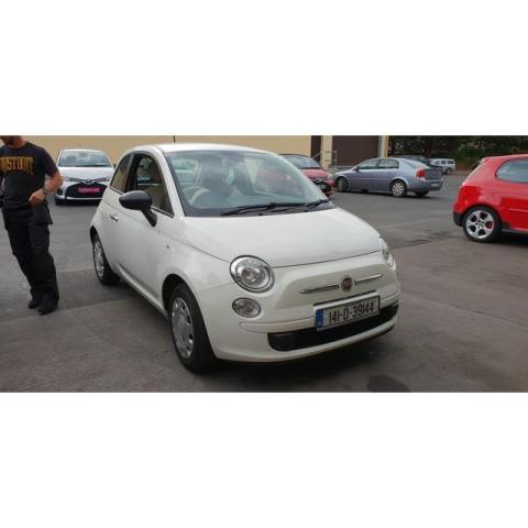 2014 Fiat 500 1.2I POP S/S