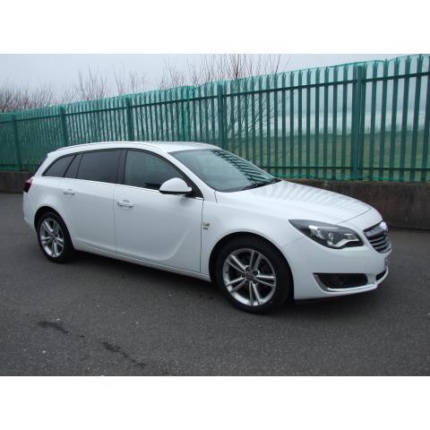 2014 Opel Insignia 2.0 Diesel