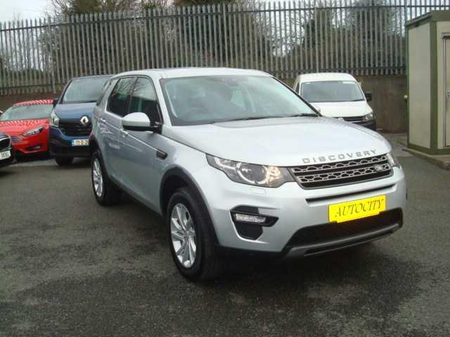 2018 Land Rover Discovery Sport  7 Seater SE Tech TD4 180PS Auto 4WD